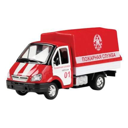 Пожарная Машинка Технопарк Газель