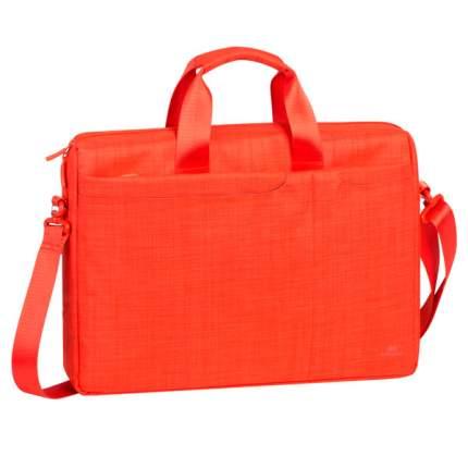 "Сумка для ноутбука 15.6"" Rivacase 8335 оранжевая"
