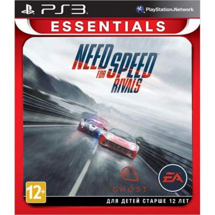 Игра Need For Speed Rivals Essentials для PlayStation 3