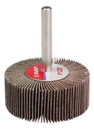 Диск лепестковый для угловых шлифмашин Зубр 36601-120