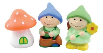 """Набор игрушек-брызгалок для ванны Курносики """"Гномики"""""""