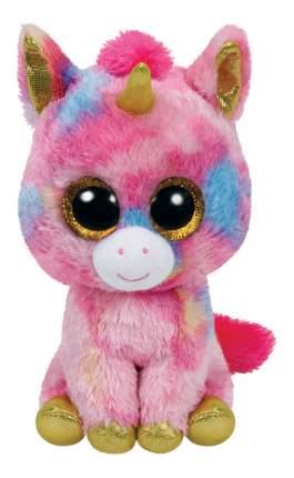 Мягкая игрушка TY Beanie Boos Единорог Fantasia 25 см