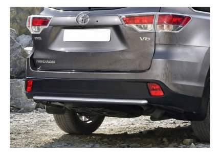 Защита заднего бампера RIVAL для Toyota (R.5702.013)