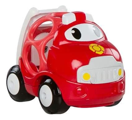 Машинка Oball Только вперед! Пожарная (красный)