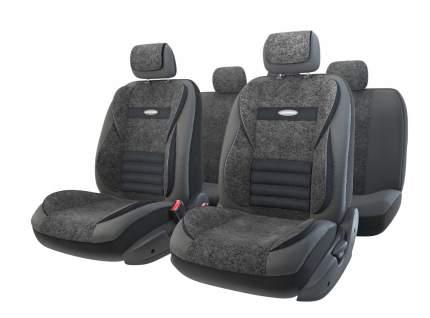 Комплект чехлов на сиденья Autoprofi Multi Comfort MLT-1105GV BK/BK (M)