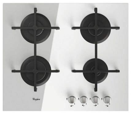Встраиваемая варочная панель газовая Whirlpool GOS 6413/WH White