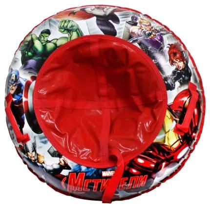 Тюбинг 1TOY Marvel Мстители, 85 см