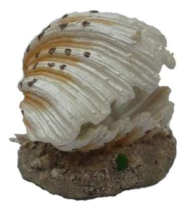 Грот для аквариума МЕЙДЖИНГ АКВАРИУМ Морская раковина, полиэфирная смола, 9х8х6,5 см