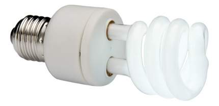Ультрафиолетовая лампа для террариума Exo Terra Repti Glo 2.0 Compact, 13 Вт