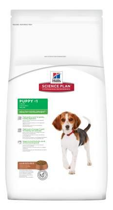Сухой корм для щенков Hill's Science Plan Puppy Healthy Development Medium, ягненок, 12кг