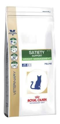 Сухой корм для кошек ROYAL CANIN Satiety Support Weight Management, контроль веса, 1,5кг