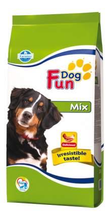 Сухой корм для собак Farmina Fun Dog Mix, курица, 20кг