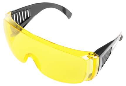 Очки защитные Champion с дужками желтый (C1008)