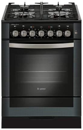 Комбинированная плита GEFEST 6502-03 0029 Black
