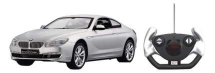 Машинка пластиковая радиоуправляемая RASTAR 1:14 BMW 6 серый