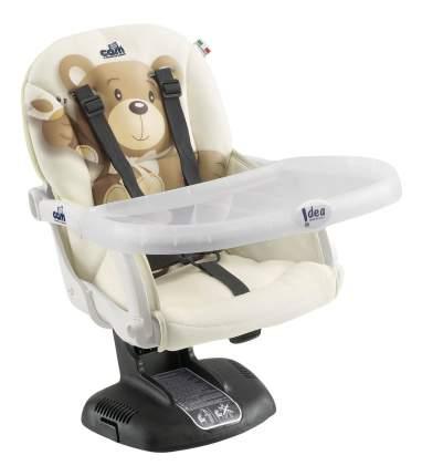 Стульчик для кормления Cam Idea 219 с медвежонком бежевый