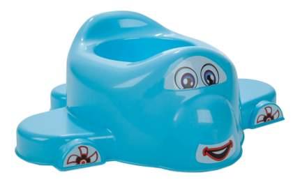 Горшок детский Pilsan Airplane синий