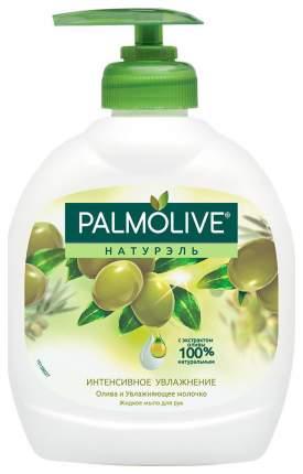 Жидкое мыло Palmolive Интенсивное увлажнение Олива и увлажняющее молочко 300 мл