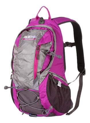 Велосипедный рюкзак POLAR П1531-29 22,5 л розовый
