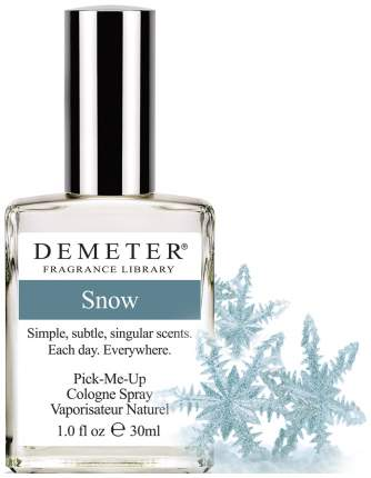 Духи Demeter Fragrance Library Снег (Snow) 30 мл