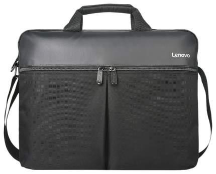 "Сумка для ноутбука 15.6"" Lenovo Toploader T1050 черная"