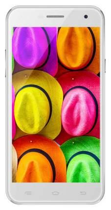 Смартфон Jinga Fresh 4G 8Gb Light Blue