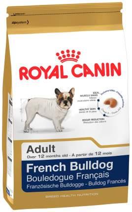 Сухой корм для собак ROYAL CANIN French Bulldog Adult, свинина, птица, 9кг