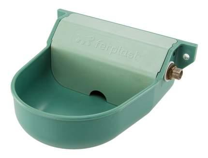 Автопоилка чашечная для собак Ferplast, зеленый, 1.5 л