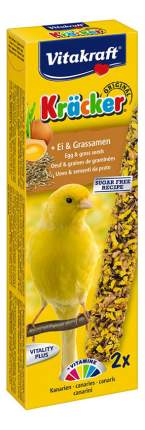 Лакомства для птиц Vitakraft Крекеры яичные для канареек