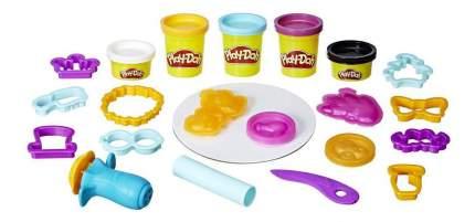 Набор для лепки из пластилина Hasbro Play-Doh Лепи и делай прически