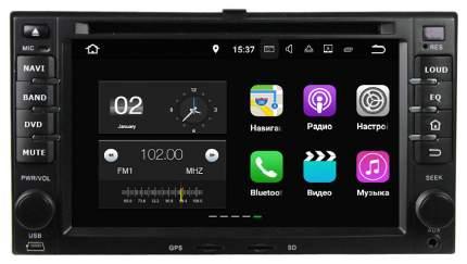 Штатная магнитола FarCar для KIA W023