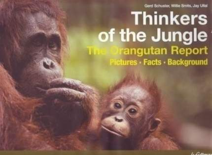 Книга Thinkers of the Jungle