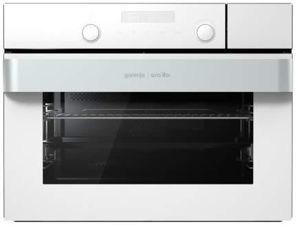 Встраиваемый электрический духовой шкаф Gorenje BCS547ORAW White