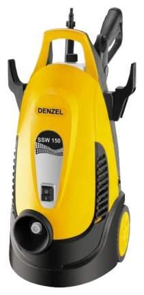 Электрическая мойка высокого давления DENZEL SSW150 58278