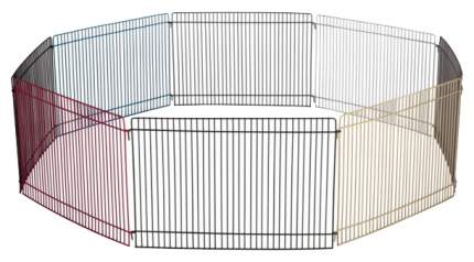 Загон для грызунов TRIXIE, металл, 23 х 86 х 86 см