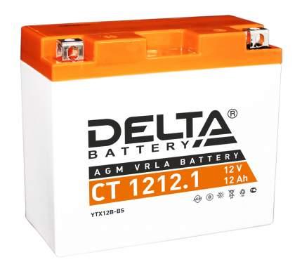 Аккумулятор автомобильный  Delta CT 1212.1 12 Ач