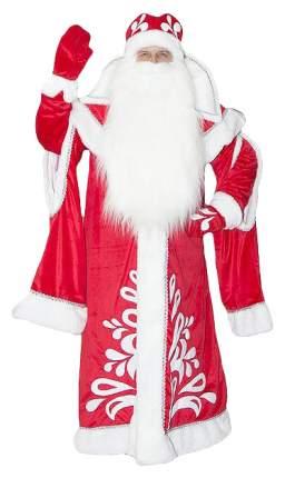 Новогодний костюм Бока Дед Мороз Боярский 2044 рост 180 см
