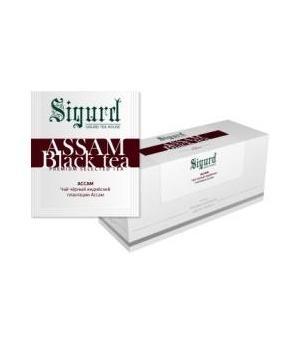 Чай черный Sigurd black assam 30 пакетиков