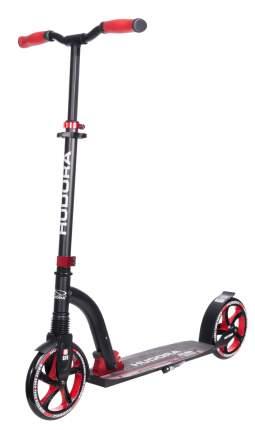 Самокат Hudora Big Wheel Flex 200 New черный