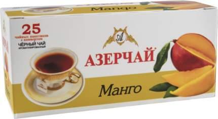 Чай черный Азерчай манго ароматизированный 25 пакетиков