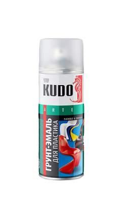 Грунт автомобильный KUDO KU-6004 акриловый 520 мл