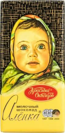 Шоколад Аленка молочный 100 г