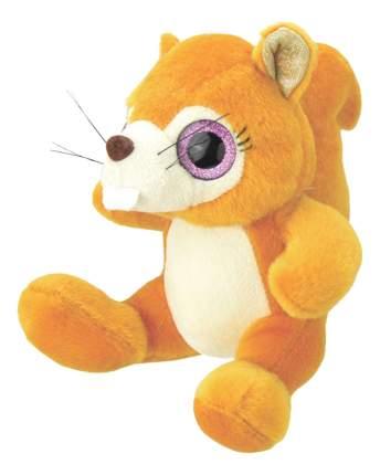 Мягкая игрушка Wild Planet Белочка 15 см оранжевый k7870