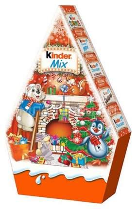 Подарочный набор Kinder микс домик 199 г