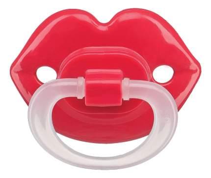 Пустышка силиконовая В форме губ Happy Baby 13015