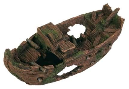 Грот для аквариума TRIXIE Shipwreck Обломки корабля 29 см, полиэфирная смола, 14х28х10 см