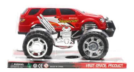 Джип First Grade Product Superior красный Shenzhen Toys В54562
