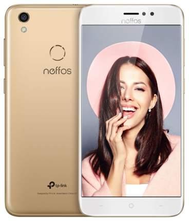 Смартфон Neffos C7 Sunrise 16Gb Gold
