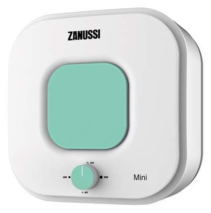 Водонагреватель накопительный Zanussi ZWH/S 15 Mini O white/зеленый