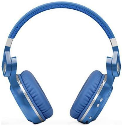 Беспроводные наушники Bluedio T2 Plus Blue